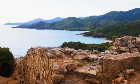 Chalkidiki in northern Greece.