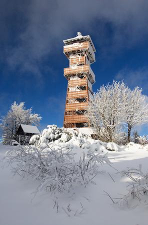 Winter nature outlook. Imagens