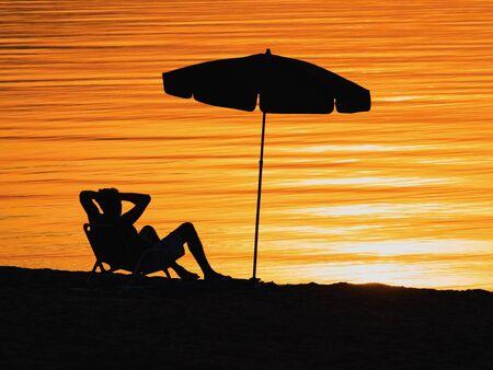 Sunrise in the Gulf of Strymon. Imagens - 129904923