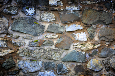 stonework: Abstract background with old stonework Stock Photo