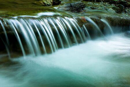 cascade: nice cascade of small waterfall