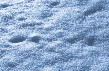 abstract snow surface - natural background