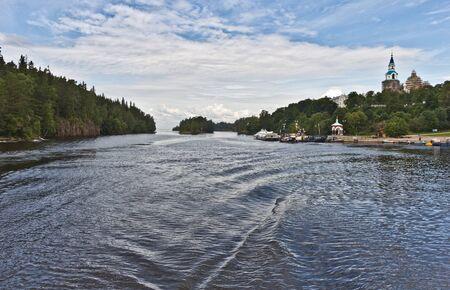 At Valaam island, Karelia, Russia, August 2012 Stock Photo - 15624430