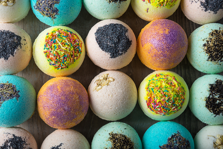 orbs: Scope bath. Cosmetic bomb. Meant for relaxation and body care
