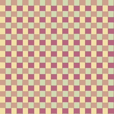 weaving: Abstract decorative striped textured weaving background. Seamless pattern Illustration