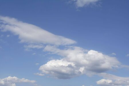 Sky full of big clouds Stock Photo - 2950943