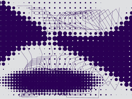 vector - abstract background with line Vector