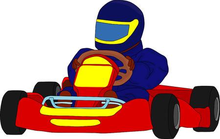 adrenalina: vector - ir kart aislado en segundo plano