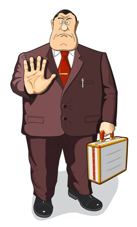 banker: Boss, businessman, banker, director, manager, employee or worker. Confident, leadership.