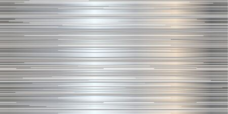 Vector illustration of a aluminum seamless pattern