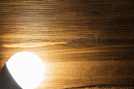 luminous: luminous light and shadow on the wooden background