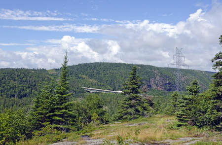Bridge on Trans Canada Highway near Superior Lake photo