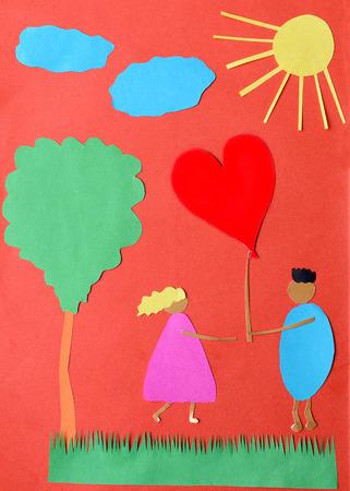 st valentine: San Valent�n Foto de archivo
