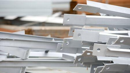 Die Schwerindustrie Metallteile Malerei - Stockfoto - Stock Foto Standard-Bild - 43207477