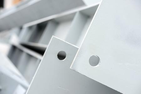Die Schwerindustrie Metallteile Malerei - Stockfoto - Stock Foto Standard-Bild - 43207480