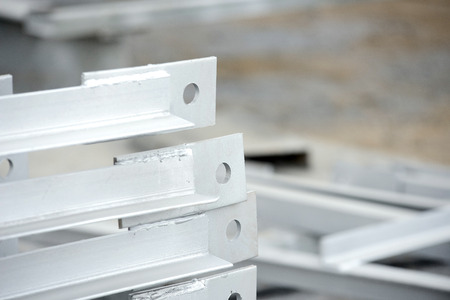 Schwerindustrie Metallteilefertigung - Lizenzfreies Foto Standard-Bild - 43207520