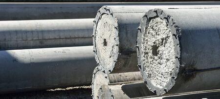 Die Schwerindustrie Teilefertigung - stock photo Standard-Bild - 43207531