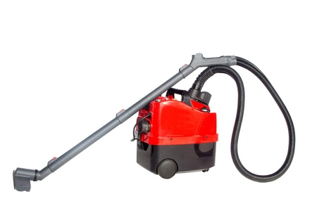 vac: Vacuum cleaner professional,  isolated on the white background