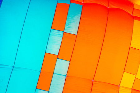 painterly: Abstract background of colorful squares Stock Photo