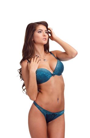 Sexy and seductive