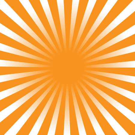 Vector illustration Sunburst background starburst