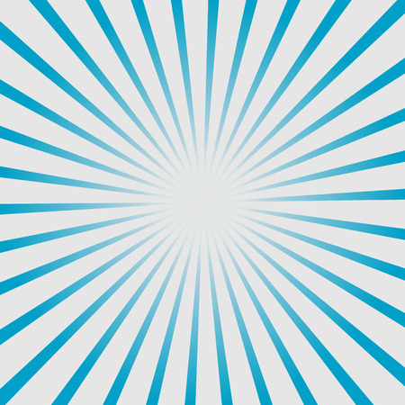 Vector illustration Sunburst background starburst