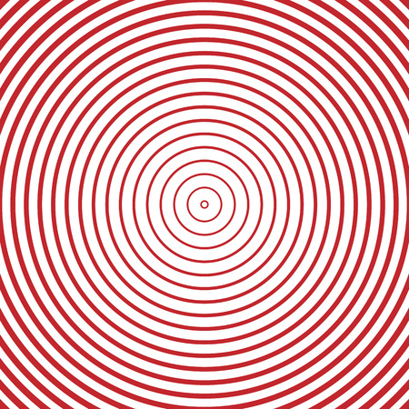 Hypnosis Circles Concentrical Abstract concentric circles texture , background pattern in modern style.