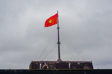 Flag Tower of Hue Citadel, Vietnam
