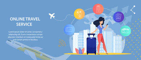 Online Travel Service. Online Journey Agencies. Booking Hotel Air Tickets Car Rental and short Trips. Combine and match Flights. Order Cruises and Excursions Directly from Booking Site.