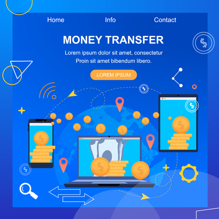 Money Transfer. Shipping and Expenses. Bank Coin. Special Hand Menu or Application their Phone. Users Transfer Funds another Person or pay for Business Such as Shop and Restaurant.