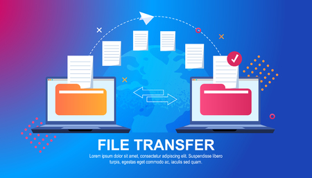 File Transfer. Files transferred Encrypted Form. Program for Remote Connection between two Computers. Full access to Remote Files and Folders. Multilingual Information Mobile Interface. Ilustração