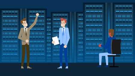 Data Storage Server Center. Diagnostic Management. Prevention Examination Processing. Computing Optimization Check List. Hardware Admininstration Engineer Staff. Rack Element Cluster.