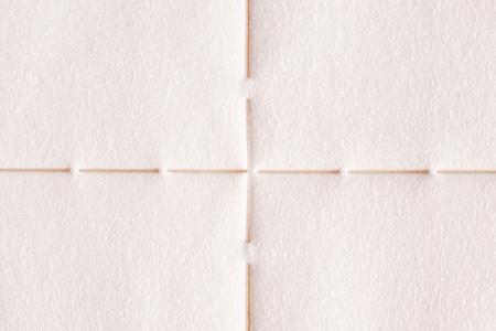Original texture background of manicure napkins for inscriptions and design