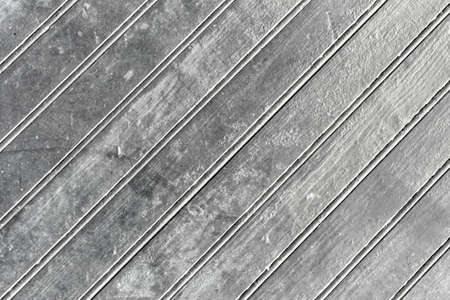 Vintage or grungy light background from natural texture of old wooden material. Plank gray panels diagonally Фото со стока