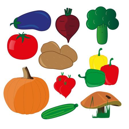 garden stuff: vegetables