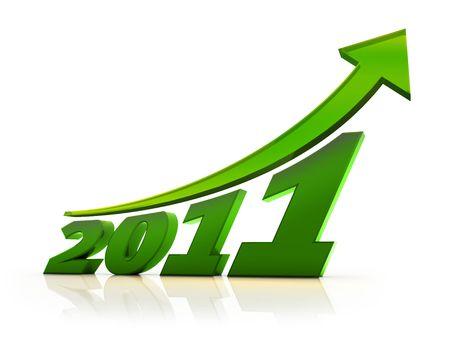 2011 forecast Stock Photo - 8253482