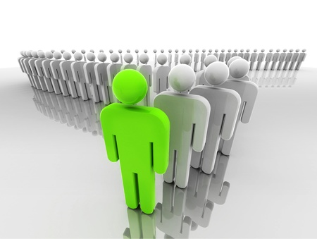 queue: Leader