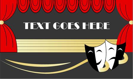Theatre web banner