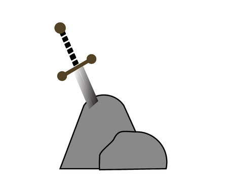 Sword in a stone