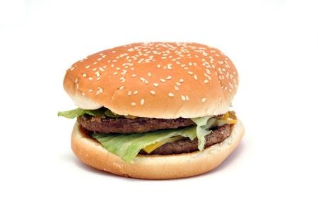 Cheeseburger Stock Photo - 12800088