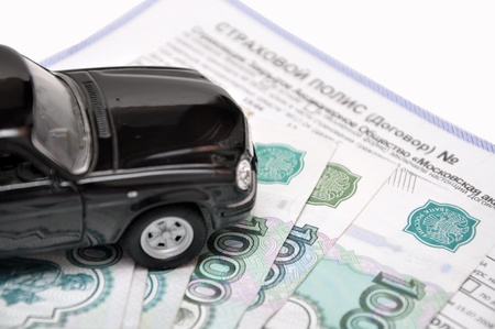 car and money Stock Photo - 16240988