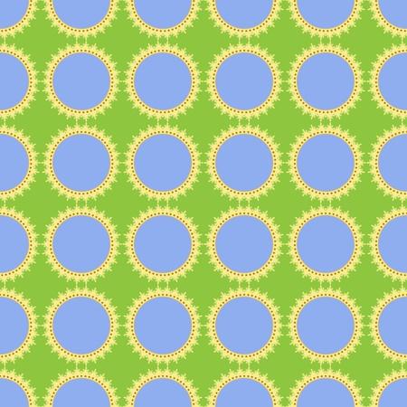 seamless wallpaper Stock Vector - 16599713