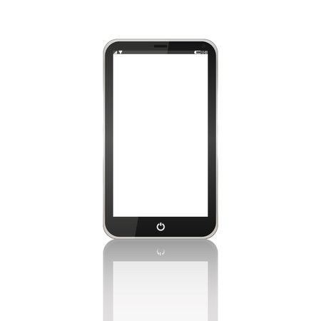 mobile phone Stock Vector - 16740180