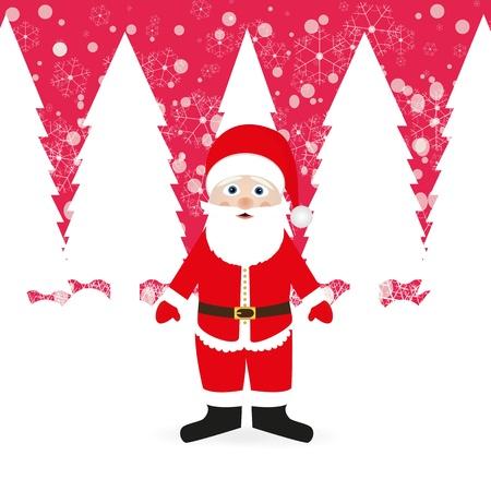Santa Claus Stock Vector - 16740236