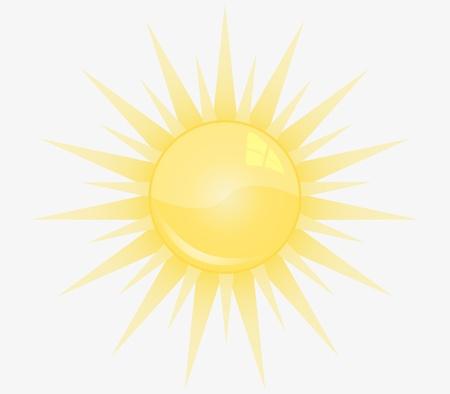sun  Stock Vector - 16740232