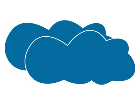 cloudiness Stock Vector - 16973692
