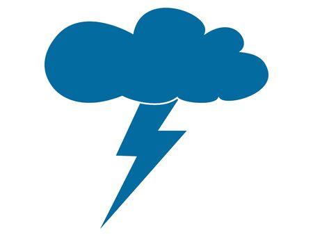 thundercloud Stock Vector - 16973691