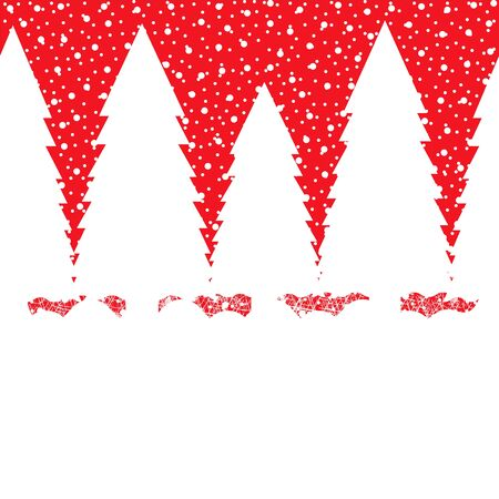 Background  Winter Stock Vector - 16973745