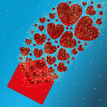 Gift for Valentine Day Stock Vector - 16973786