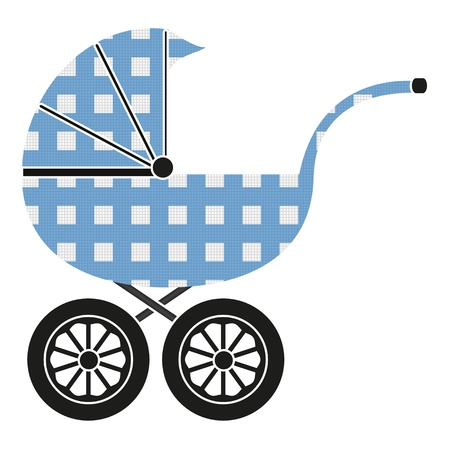 carriage: Baby carriage